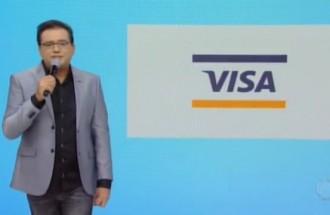 Domingo Show - Visa - Ação Comercial - 10.12.17