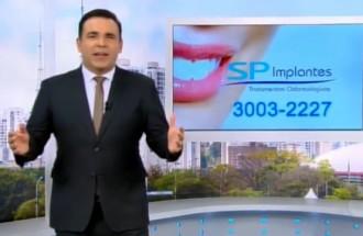 Balanço Geral - SP Implantes - Ação Integrada - 18.01.18