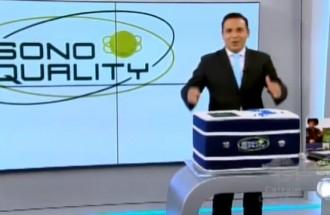 Balanço Geral - Sono Quality - Ação Comercial - 17.01.18