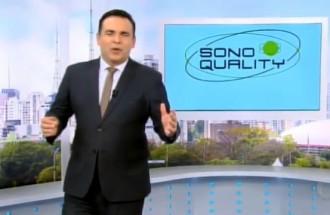 Balanço Geral - Sono Quality - Ação Comercial - 18.01.18
