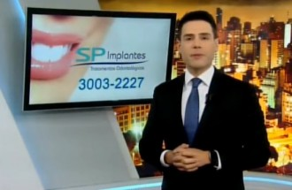 Cidade Alerta - SP Implantes - Ação Integrada - 15.01.18