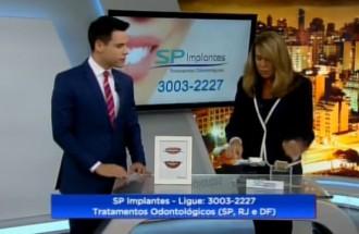 Cidade Alerta - SP Implantes - Ação Integrada - 16.01.18