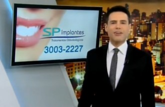 Cidade Alerta - SP Implantes - Ação Integrada - 17.01.18