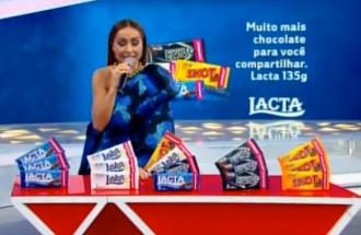 Programa da Sabrina - Lacta - Ação Comercial - 24.02.18