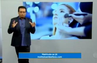 Domingo Show - Embelleze - Ação Comercial com VT - 04.03.18