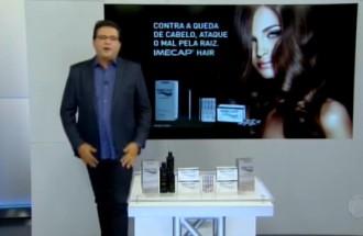 Domingo Show - Imecap Hair - Ação Comercial com VT - 04.03.18