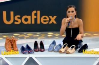 Programa da Sabrina - Usaflex - Ação Comercial - 17.03.18