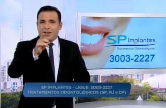 Balanço Geral - SP Implantes - Ação Integrada -19.04.18