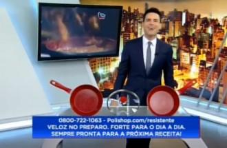 Cidade Alerta - Polishop - Ação Comercial com VT - 18.04.18