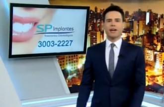 Cidade Alerta - SP Implantes - Ação Integrada - 18.04.18