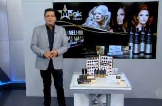 Domingo Show - Magic Color - Ação Comercial - 27.05.18