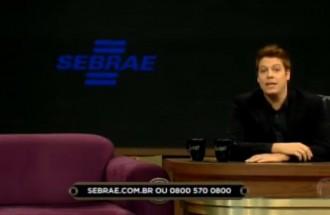 Programa do Porchat - Sebrae - Ação Integrada - 09.05.18