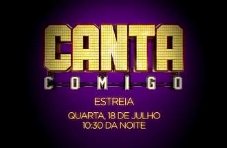 Vídeo Promocional - Canta Comigo - 10.07.18
