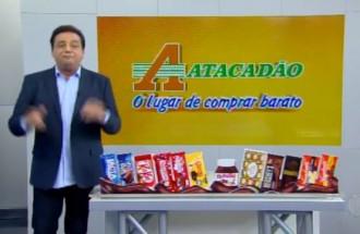 Domingo Show - Atacadão - Ação Comercial - 05.08.18