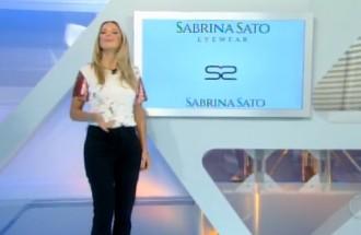 Hoje em Dia - Sabrina Eyewear - Ação Comercial com VT - 10.08.18
