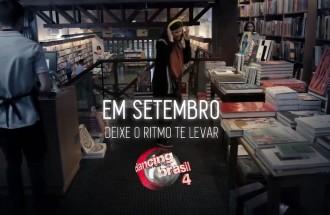 Vídeo Promocional - Dancing Brasil 4 - 24.08.18