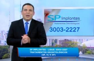 Balanço Geral - SP Implantes - Ação Integrada - 18.10.18