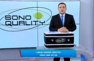 Balanço Geral - Sono Quality - Ação Comercial - 18.10.18