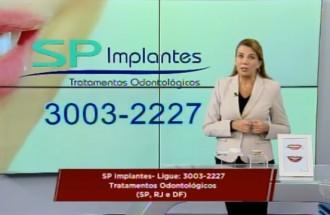 Cidade Alerta - SP Implantes - Ação Integrada - 15.10.18