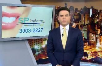 Cidade Alerta - SP Implantes - Ação Integrada - 16.10.18
