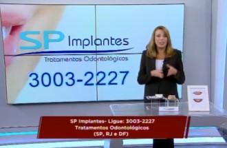Cidade Alerta - SP Implantes - Ação Integrada - 17.10.18