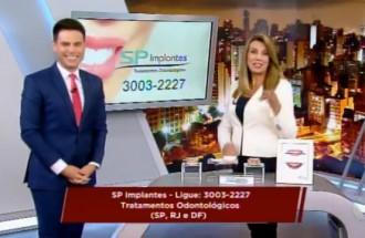 Cidade Alerta - SP Implantes - Ação Integrada - 18.10.18