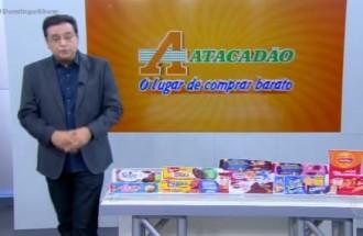 Domingo Show - Atacadão - Ação Comercial - 14.10.18