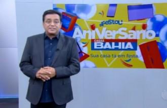 Domingo Show - Casas Bahia - Ação Comercial - 14.10.18