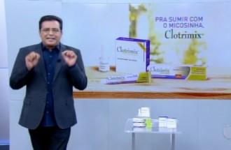 Domingo Show - Clotrimix - Ação Comercial - 14.10.18