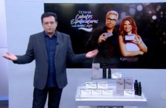 Domingo Show - Imecap Hair - Ação Comercial com VT - 14.10.18
