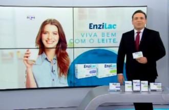 Balanço Geral - Enzilac - Ação Comercial com VT - 12.12.18