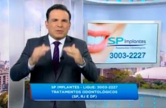 Balanço Geral - SP Implantes - Ação Integrada - 11.12.18