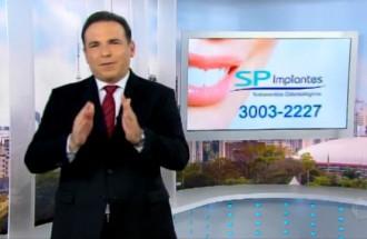 Balanço Geral - SP Implantes - Ação Integrada - 12.12.18
