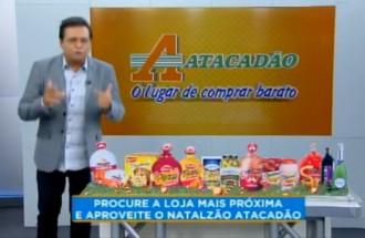 Domingo Show - Atacadão - Ação Comercial - 23.12.18