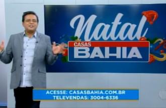 Domingo Show - Casas Bahia - Ação Comercial - 16.12.18