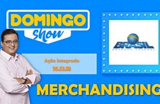 Domingo Show - Secom - Ação Integrada - 16.12.18