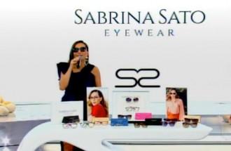 Programa da Sabrina - Sabrina Eyewear - Ação Comercial - 08.12.18