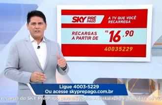 Hoje em Dia - Sky - Ação Comercial - 11.01.19