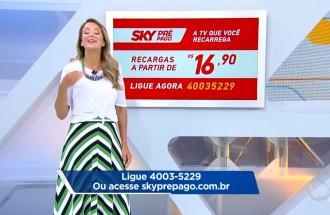 Hoje em Dia - Sky - Ação Comercial - 15.01.19
