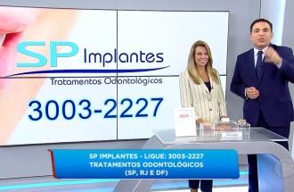 Balanço Geral - SP Implantes 1 - Ação Integrada - 18.02.19