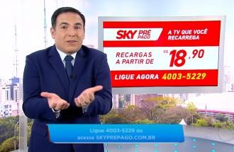 Balanço Geral - Sky - Ação Comercial - 18.02.19
