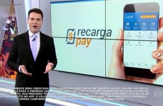 Cidade Alerta - Recarga Pay - Ação Comercial - 15.03.19