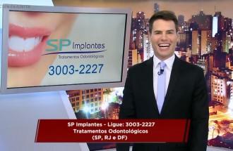 Cidade Alerta - SP Implantes - Ação Integrada - 15.03.19