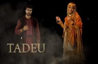 Jezabel fará de tudo para conquistar Tadeu na próxima superprodução da Record TV