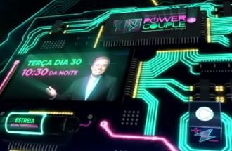 Power Couple Brasil 4 estreia no dia 30 de Abril na tela da Record TV