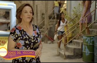 Denise Del Vecchio será Madalena em Topíssima, próxima novela da Record TV