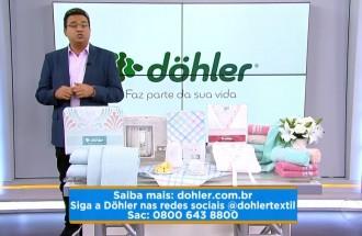 Domingo Show - Döhler - Ação Comercial - 19.05.19