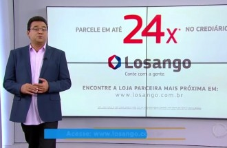 Domingo Show - Losango - Ação Comercial com VT - 19.05.19