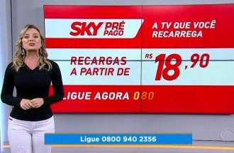 Domingo Show - Sky - Ação Comercial - 19.05.19
