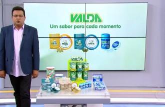 Domingo Show - Valda - Ação Comercial com VT - 19.05.19